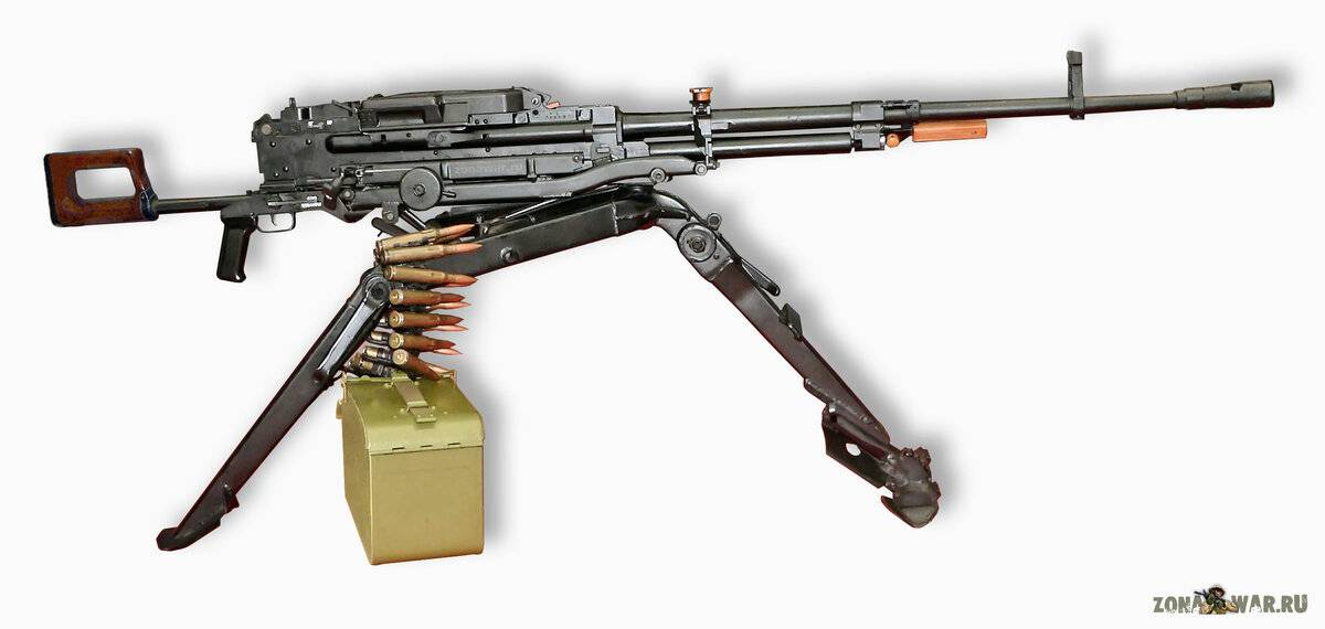 M134 пулемет. m134 (пулемёт)