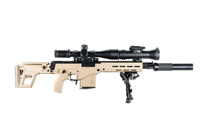 Тульский «карабинер». винтовка ткб-0145с