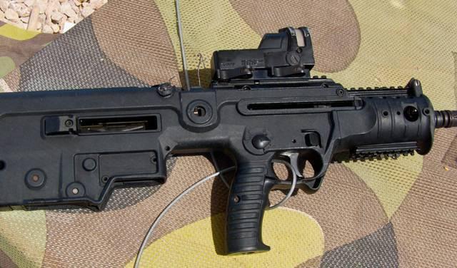 Снайперская винтовка tavor star 21