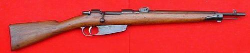 Магазинные винтовки сальваторе каркано (grandi medici)