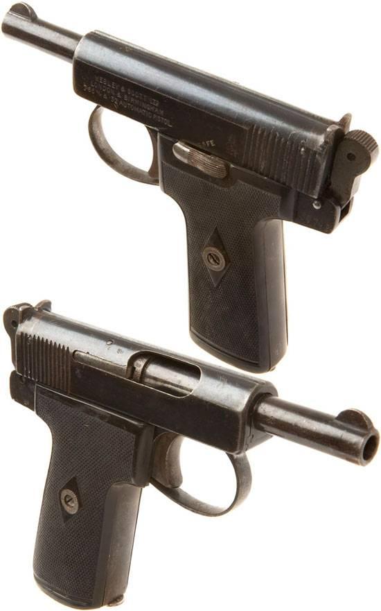 Револьвер «webley» — википедия. что такое револьвер «webley»