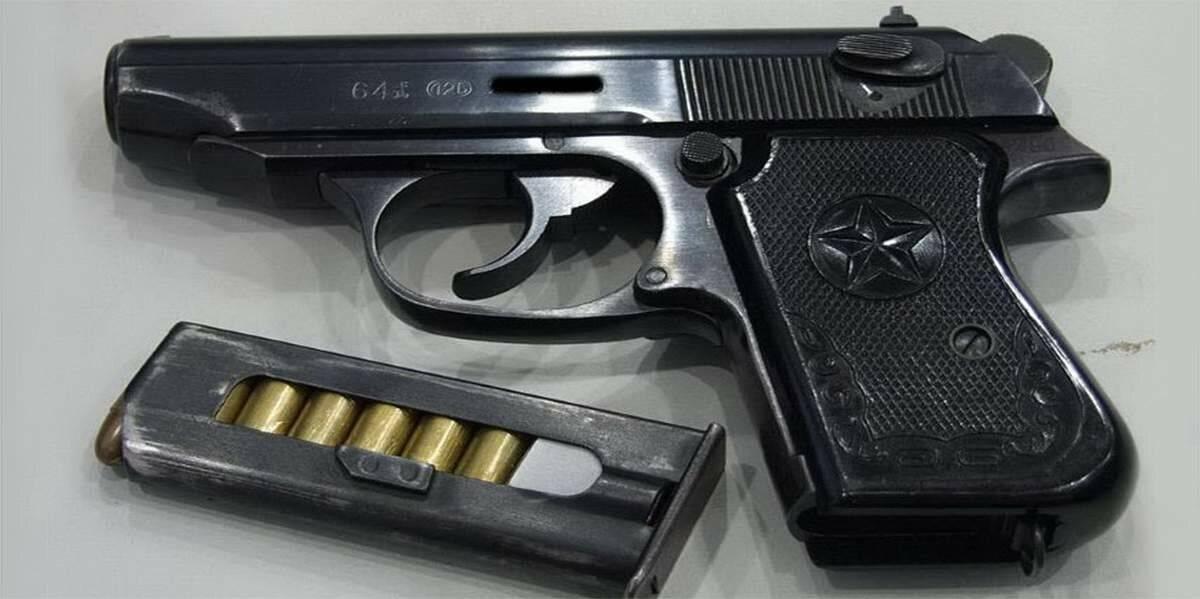 Тип 64 (пистолет, китай)