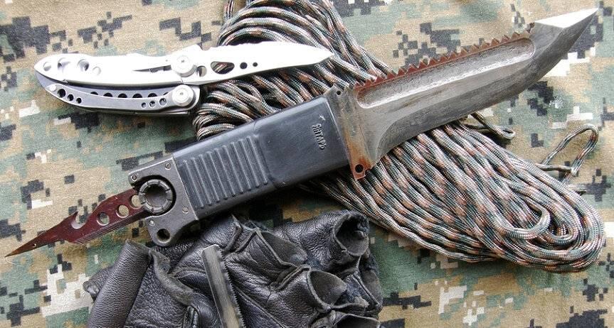 Лучшее оружие для выживания: список лучшего оружия для выживания