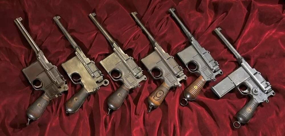Винтовка mauser m1895 short rifle — характеристики, фото, ттх