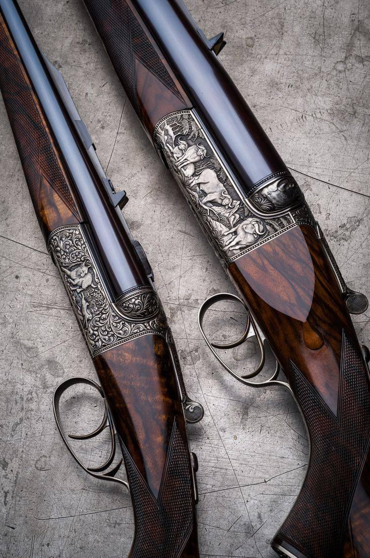 Самые дорогие, уникальные и известные ружья в мире
