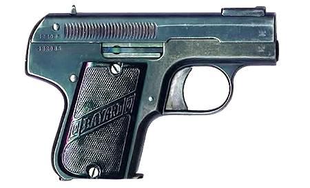 Пистолет Баярд 1908