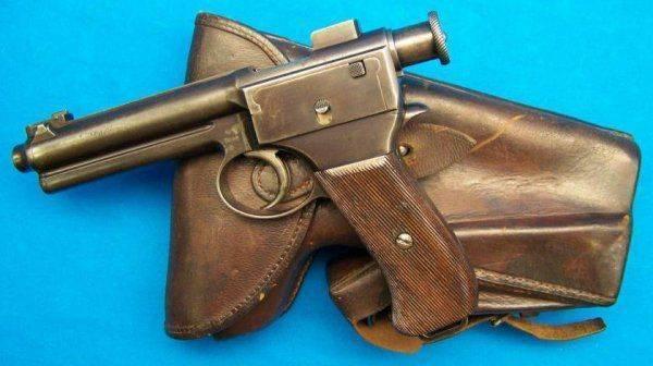 Пистолет Roth-Steyr M1907