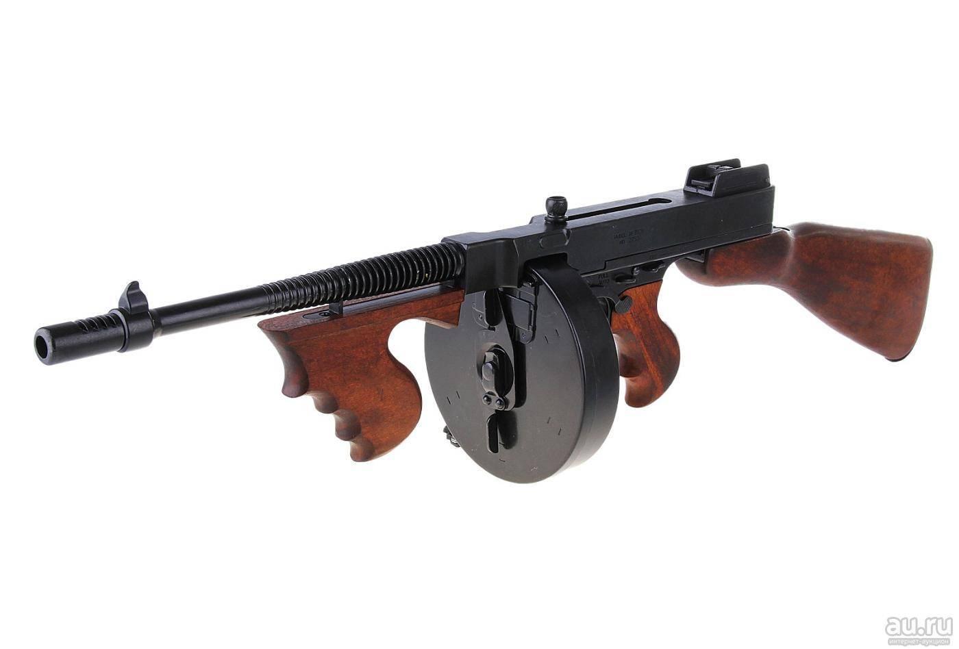 Пулемет томпсона: фото, тактико-технические характеристики. автомат томпсона — история появления и обзор ттх как использовался автомат после войны