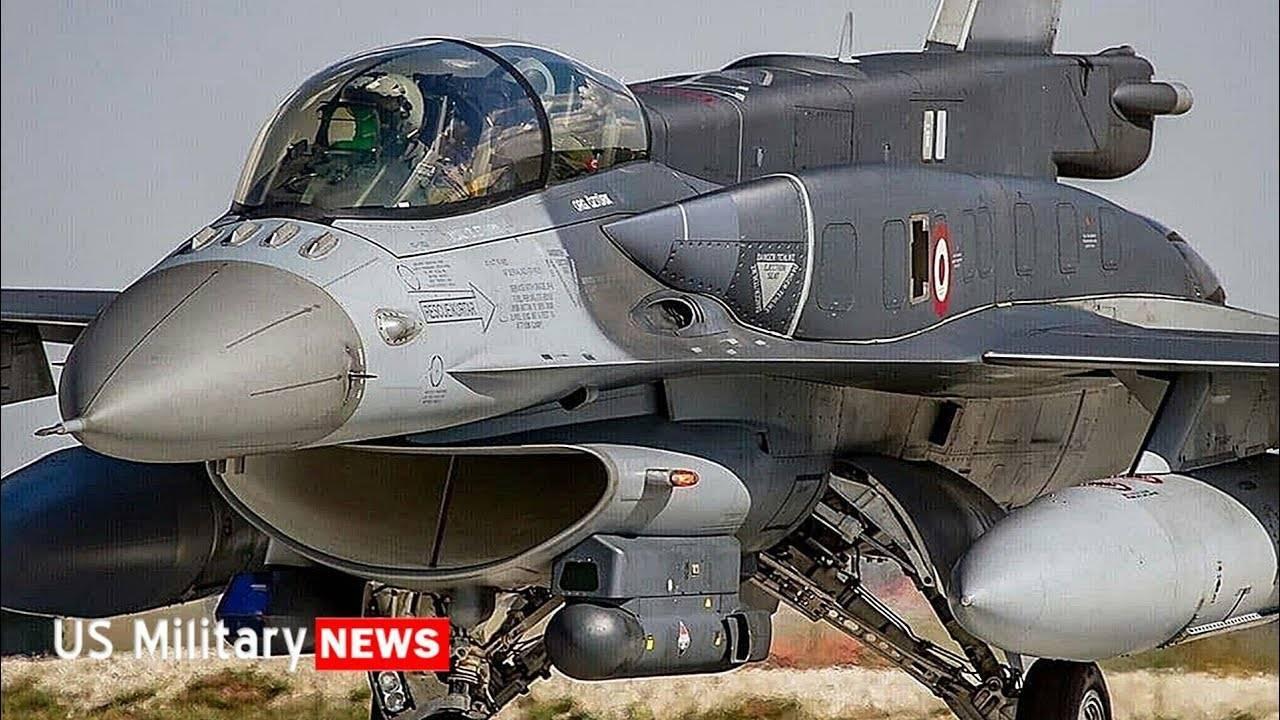 Истребитель f-16. фото. характеристики.