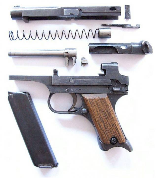 Форт-12 пистолет — характеристики, фото, ттх