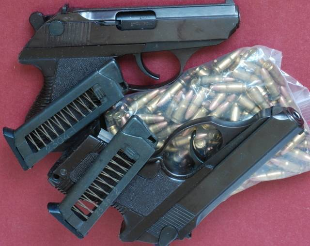 Пистолет псм: фото, технические характеристики