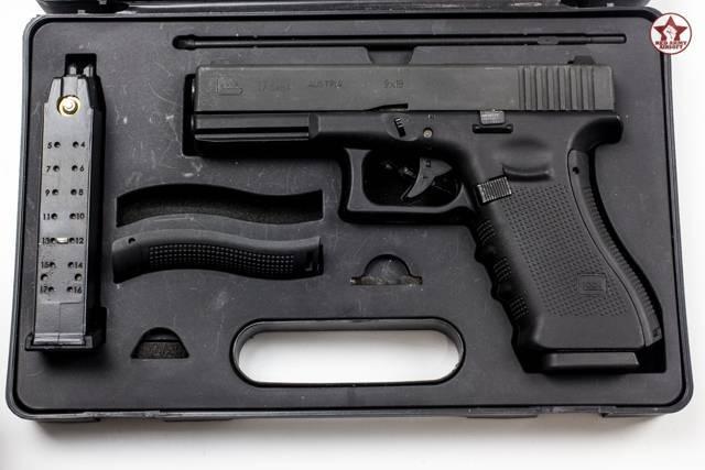 Glock 21 - самозарядный пистолет фирмы glock: краткое описание, характеристики