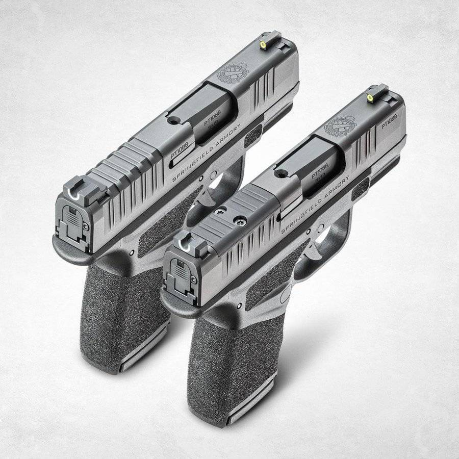 Пистолет 2020 года: Springfield Hellcat