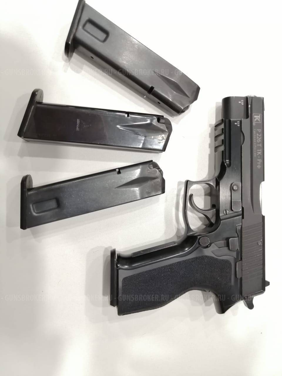 Техкрим р226 тк-pro пистолет — характеристики, фото, ттх