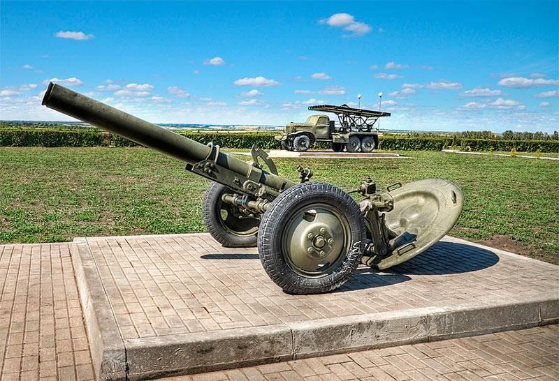 160-мм дивизионный миномёт образца 1949 года (м-160) ²