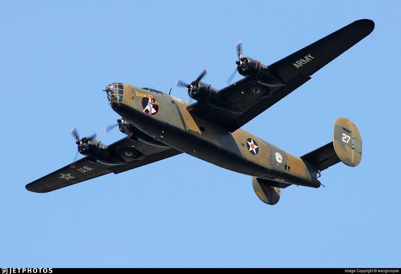 B-24 «либерейтор» 9 | военный альбом