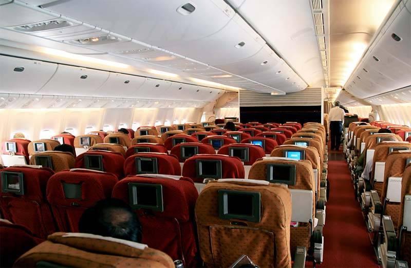 Boeing 777-200er: нумерация мест в салоне, схема посадочных мест, лучшие места