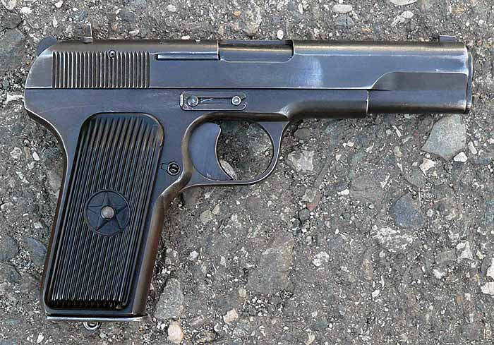 Тт (пистолет)