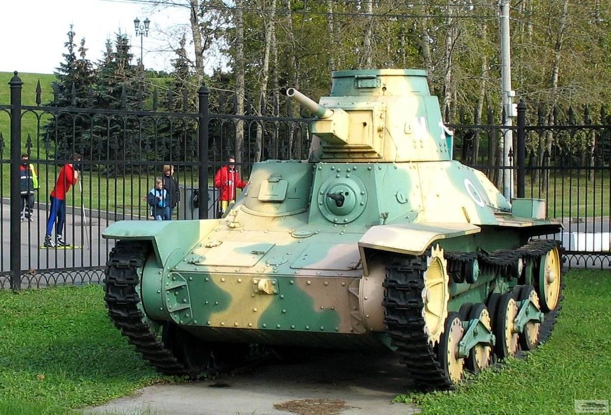 """""""Ха-Го"""": Маленький танк большой Войны"""