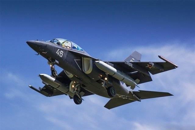 Як-130 фото. видео. скорость. вооружение. ттх