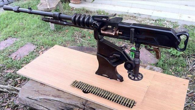 Пулемет hotchkiss mle.1909