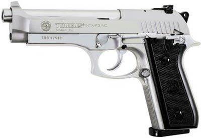 Пистолет Taurus Curve