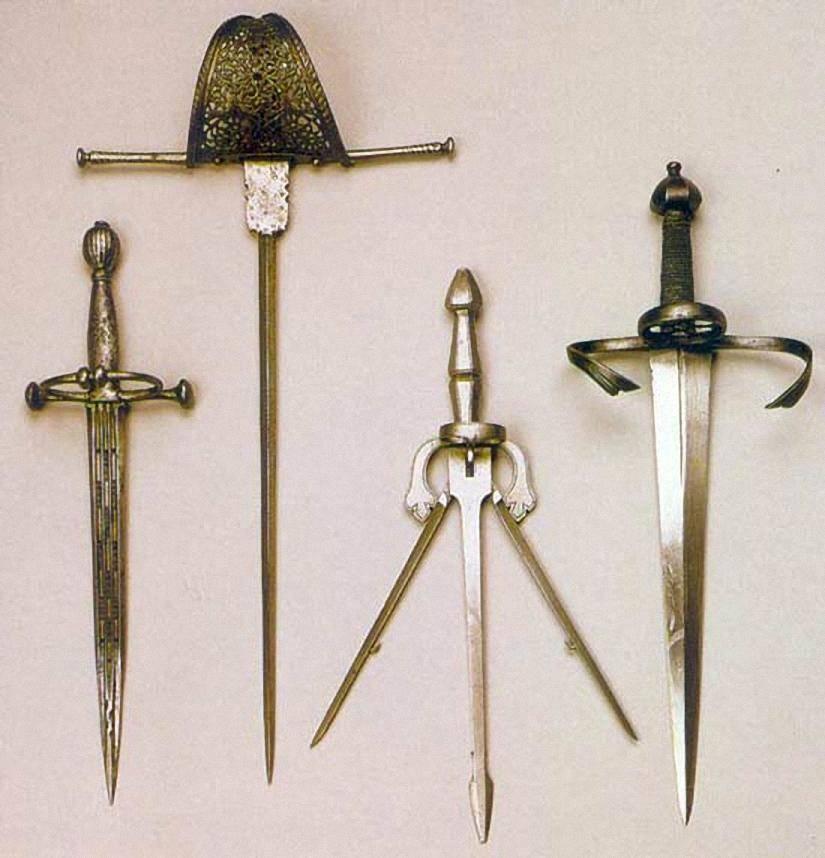 Чинкуэда – кинжал средневековых вельмож и бродяг