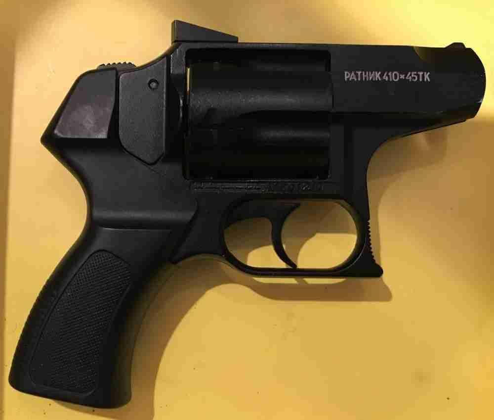 Ратник 410 45тк револьвер травматический — отзывы, технические характеристики