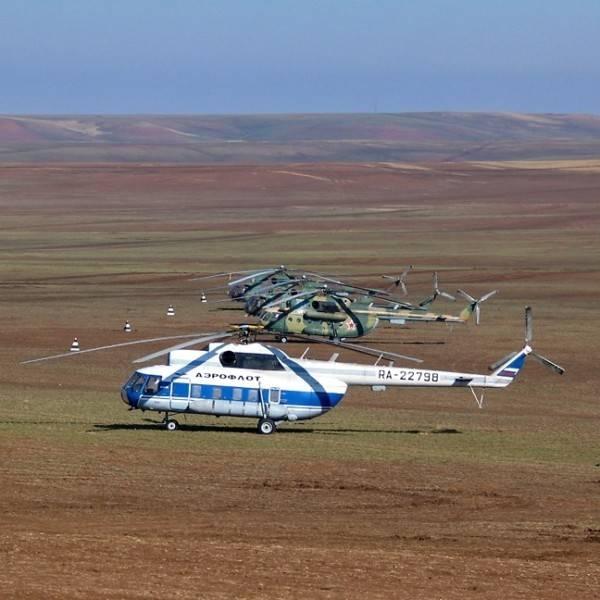 Вертолет ми-8 фото. видео. характеристики. скорость