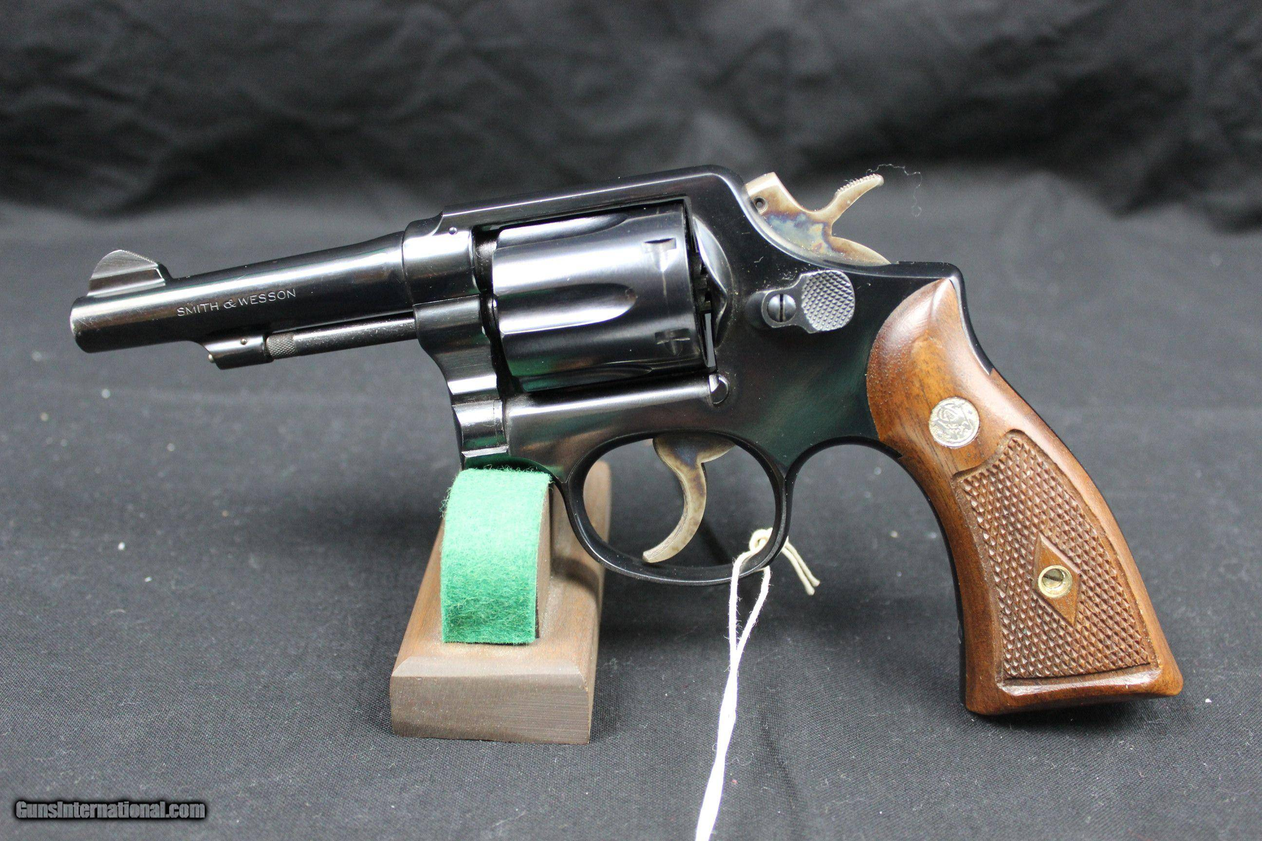 Smith & wesson model 10 - smith & wesson model 10