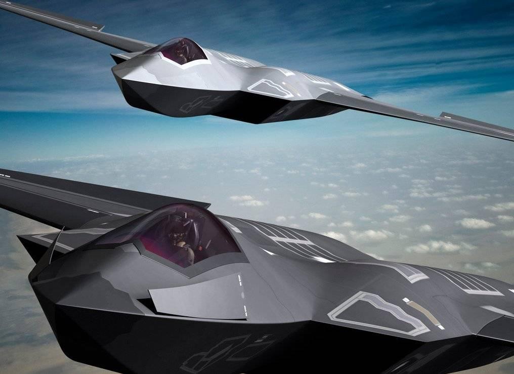 """Видимые невидимки: самые известные самолеты-""""стелс"""""""