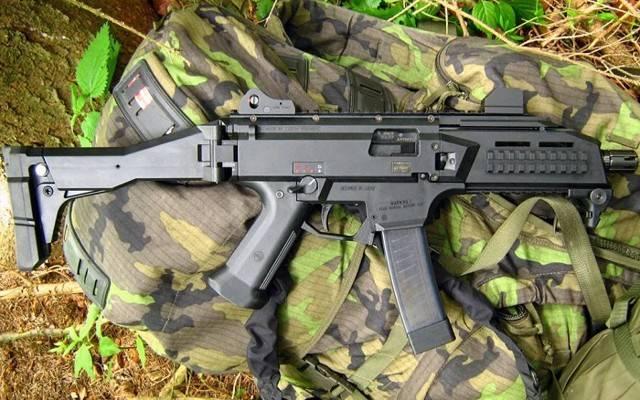 """Пистолет-пулемет """"cкорпион"""": чешский, тактико-технические характеристики (ттх), конструкция, модификации   криминальные авторитеты воры в законе  """
