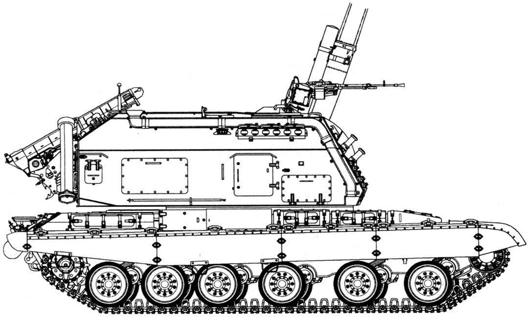 Непобедимая и неуловимая САУ «Мста-С»
