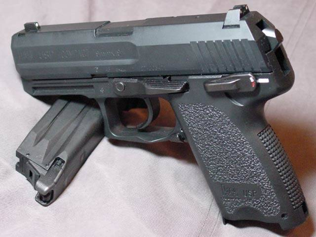 Пистолет Heckler und Koch SFP9L