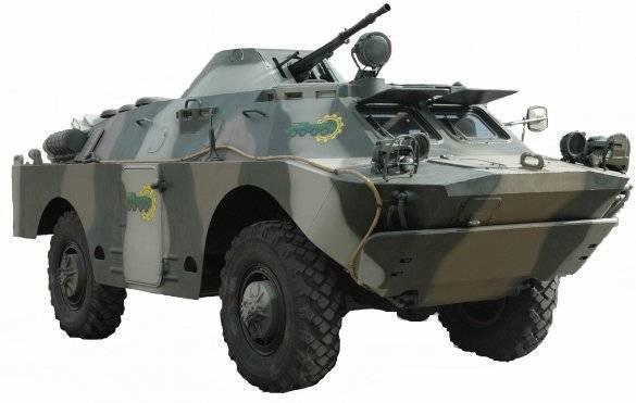 Брдм-2 двигатель, вес, размеры, вооружение