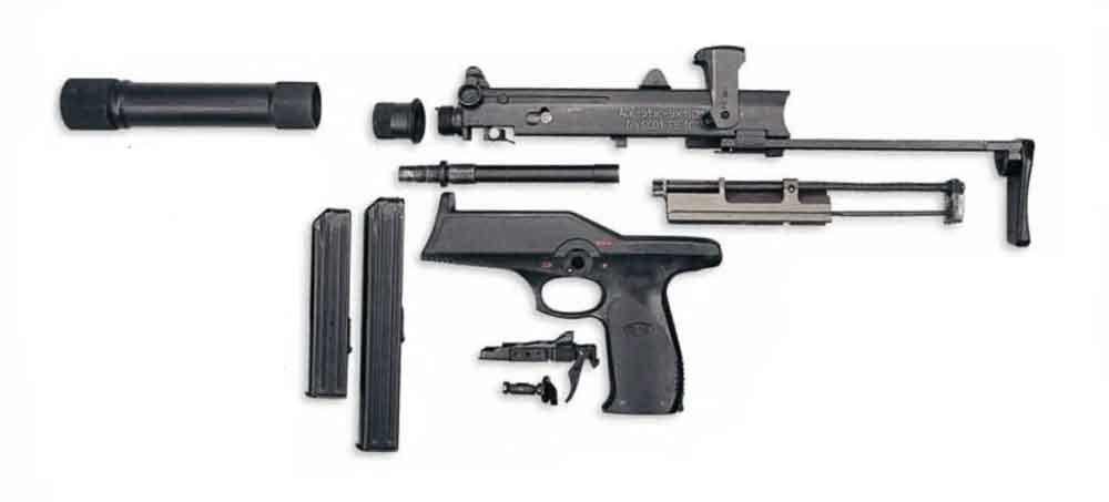 Пистолет-пулемёт «каштан» аек-919к: краткое описание, особенности и отзывы