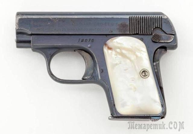 Colt model 1903 карманный hammerless - colt model 1903 pocket hammerless - qwe.wiki