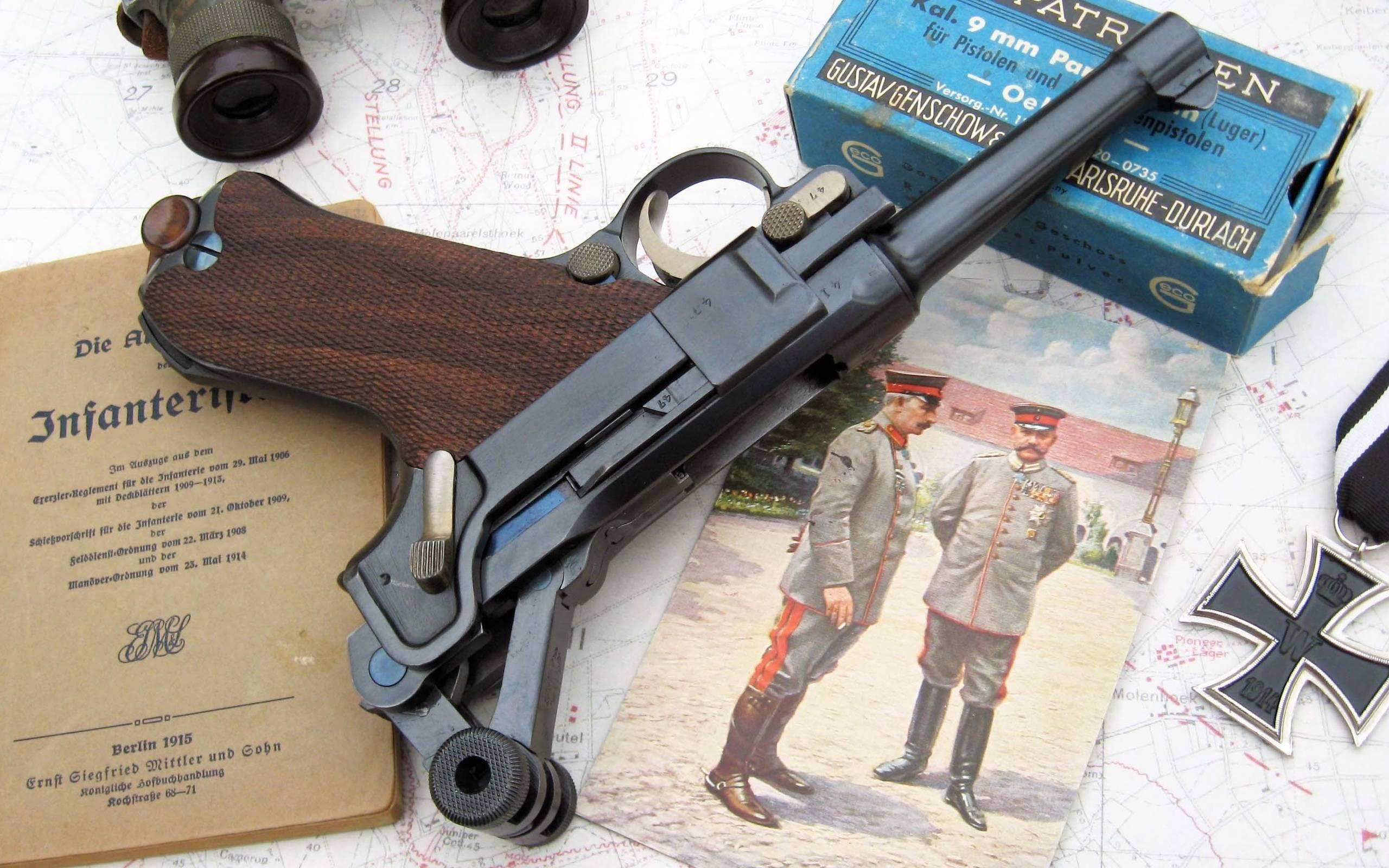 Люгер пистолет - luger pistol - qwe.wiki