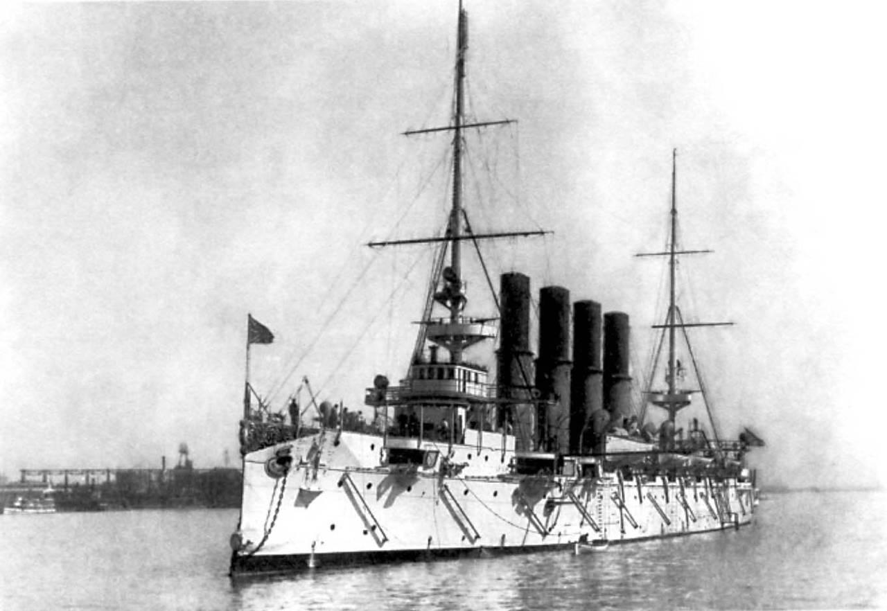 Запутанная история крейсера «Варяг»