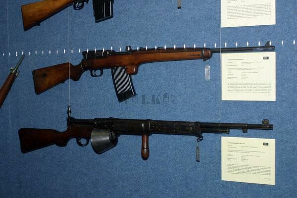 Фарквхар-hill винтовка - farquhar–hill rifle