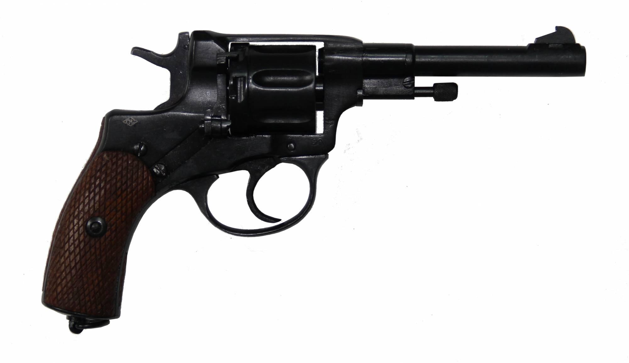 Наган: бельгийский, русский легендарный револьвер