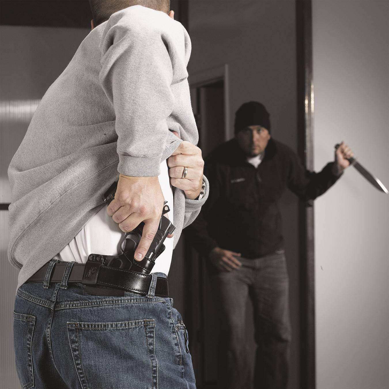 Безопасность при стрельбе из пистолета