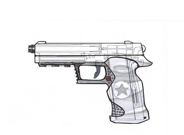 Пистолет «удав»: замена легендарному «макарову»