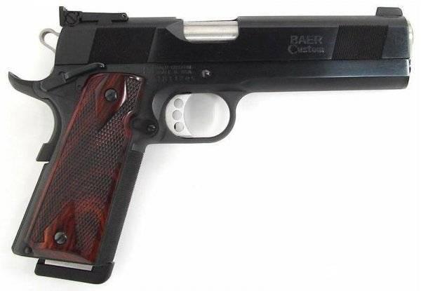 Пистолет Les Baer 1911 Monolith