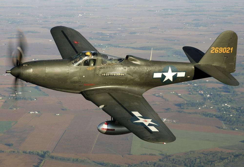 P-63 «кингкобра» | военный альбом