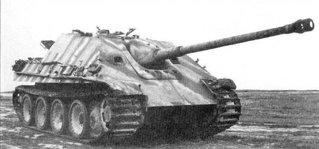 """История создания танка """"пантера"""""""