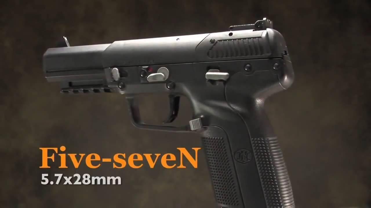 Пистолет FN Five-seveN 57