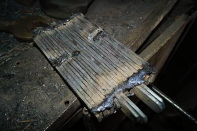 Технология самостоятельного изготовления булатной и дамасской стали
