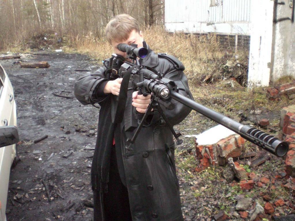 «Вепрь»-12 «Молот»: российский карабин на службе американского спецназа