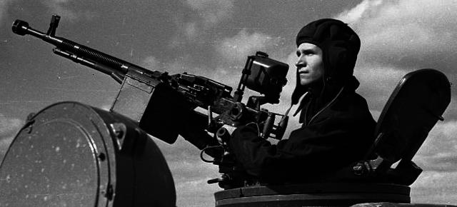 """Крупнокалиберный пулемет нсв 12.7 утес. крупнокалиберный пулемёт """"утёс"""" – пробьет что угодно, не вопрос"""